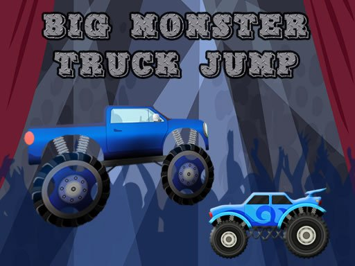Big Monster Truck Jump - Play Free Game Online at ...