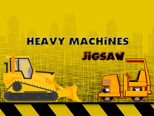 Heavy Machinery Jigsaw