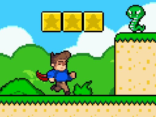 Super Steve World
